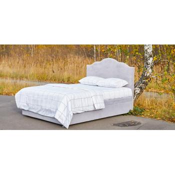 Комплект постельного белья MR.MATTRESS  Pinacolada (белая клетка)