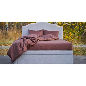 Комплект постельного  белья MR.MATTRESS   Shake (коричневый)