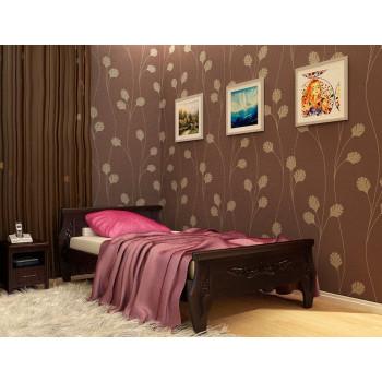 Кровать DreamLine Ника (бук)