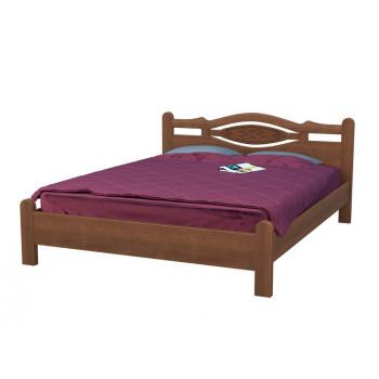 Кровать DreamLine Орден 1 (бук)