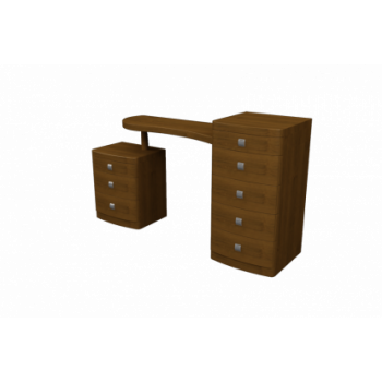 Туалетный столик Торис Брэмо 2-2