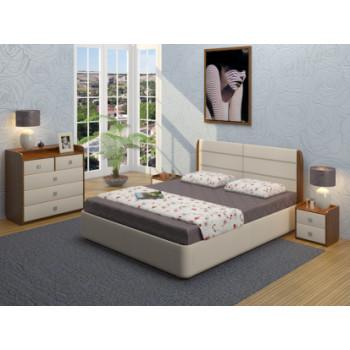 Кровать Торис  Атриа Милето (шпон бука)