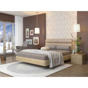 Кровать Торис  Мати Сонеро (шпон бука)