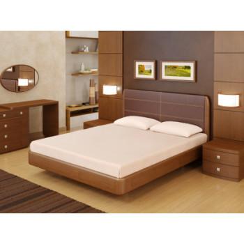 Кровать Торис  Мати Милето (шпон бука)