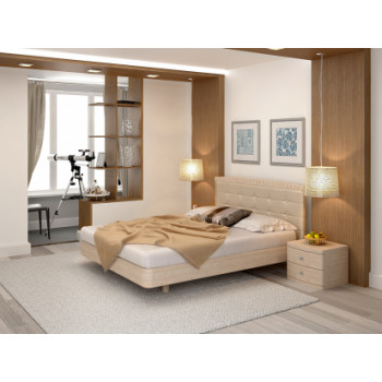 Кровать Торис Мати Карини (шпон бука)