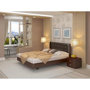 Кровать Торис Мати Перамо (шпон бука)