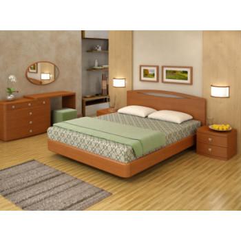Кровать Торис  Мати Сорен ( шпон бука)
