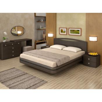 Кровать Торис Ита Сорен (шпон бука)