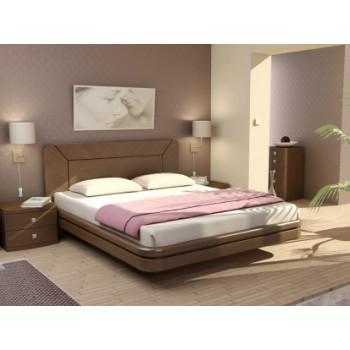 Кровать Торис  Ита Матино ( шпон бука)