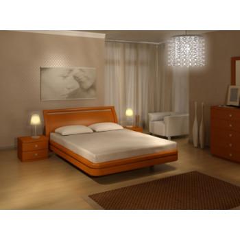 Кровать Торис  Ита Кадео ( шпон бука)