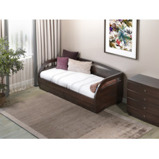 Кровать Торис Вега Донго (шпон бука)