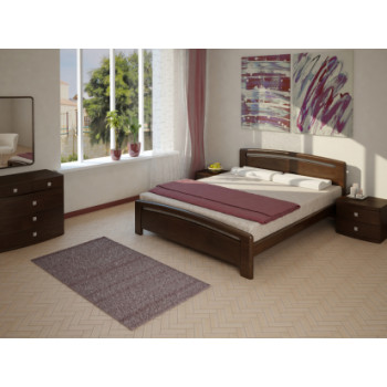 Кровать Торис Таис Лорето (шпон бука)