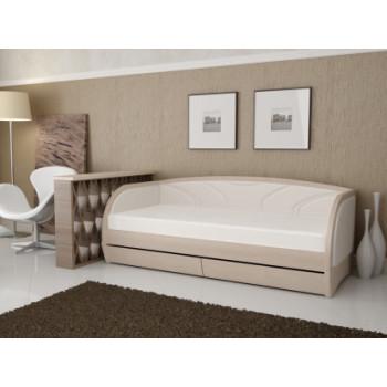 Кровать Торис  Вега Луар (шпон бука)